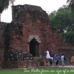 5Humayun Tomb