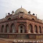 9Humayun Tomb