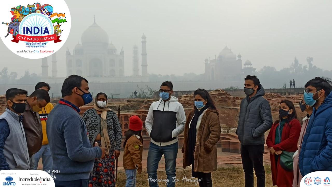 Agra Beyond Taj