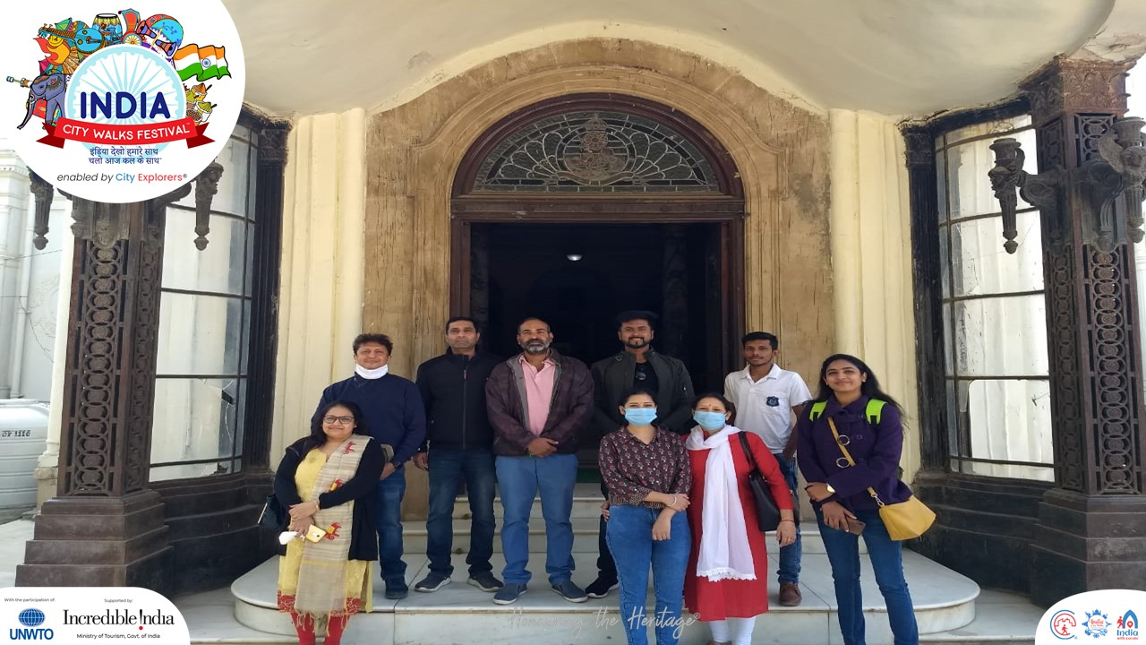 Exploring the Heritage of Indore