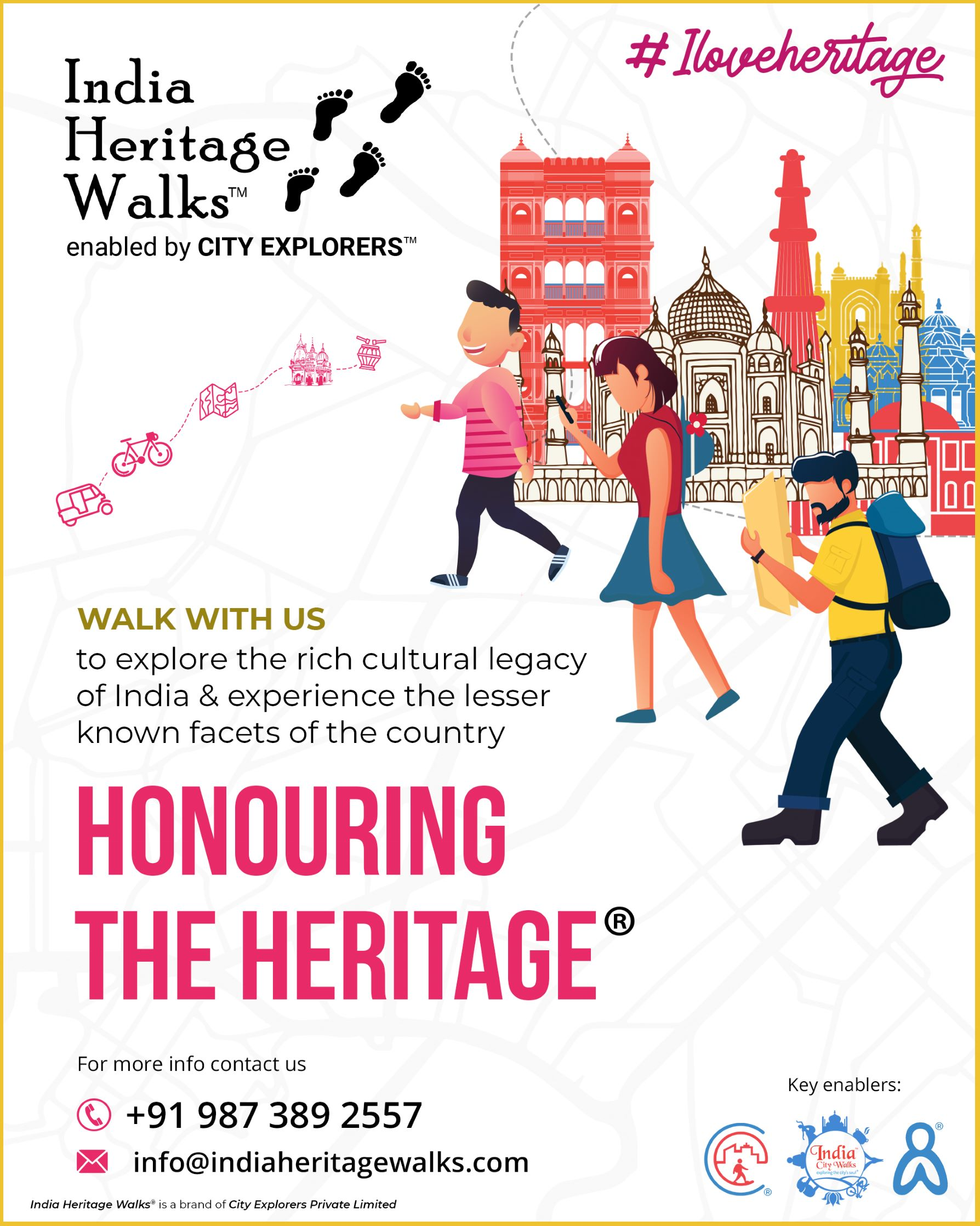 Honouring The Heritage®
