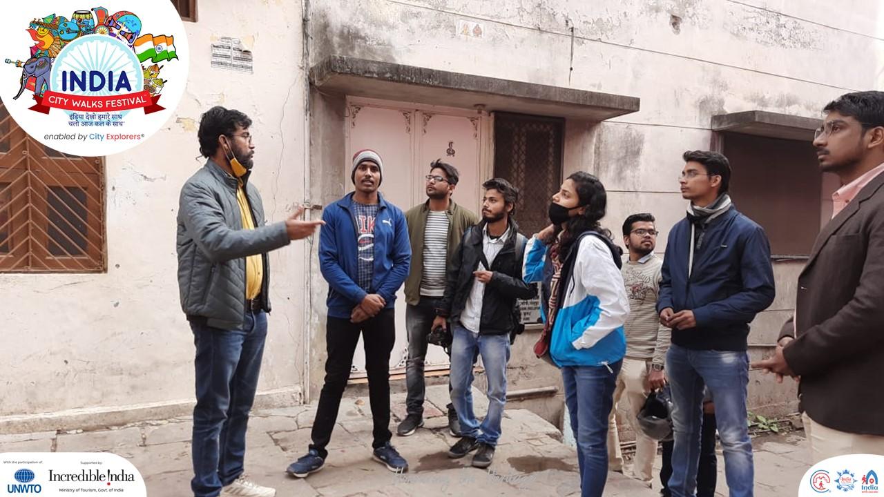 Time Travel in Varanasi